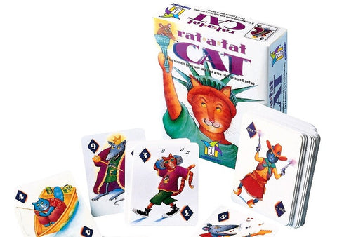 Gamewright Rat a Tat Cat