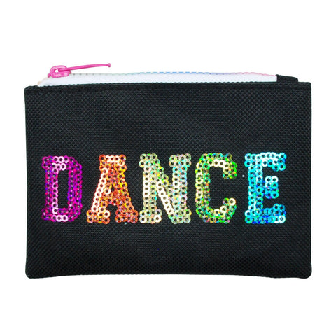 Dance in Style Coin Purse Black