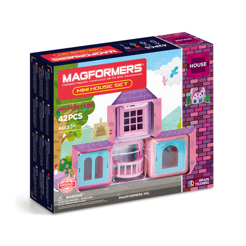Magformers Mini House Set 42pc