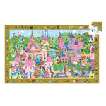 Djeco Observation Princess Puzzle 54 Pcs