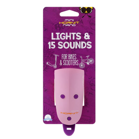 Lights and Sounds Pink/Purple