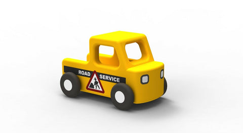 Moover Mini Cars Road Service