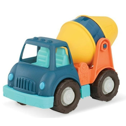 Wonder Wheels Cement truck