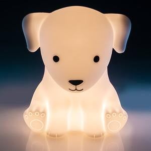 Lil' Dreamers Soft Touch Lamp Dog