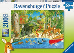 Ravensburger Forest Puzzle 200 Pcs