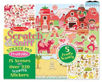 Melissa & Doug Scratch and Sniff Fruitville