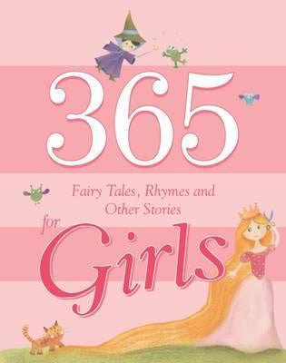 365 Girls Fairy Tales