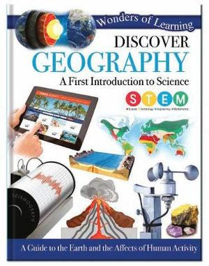 Wonders Of Learning Discover Geography