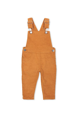 Cord Overall Toffee