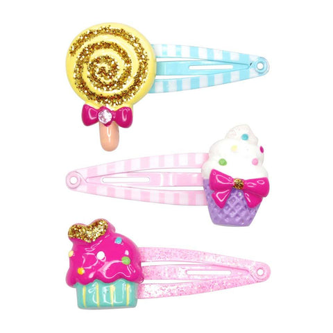 Hair Clips Sweet Treats