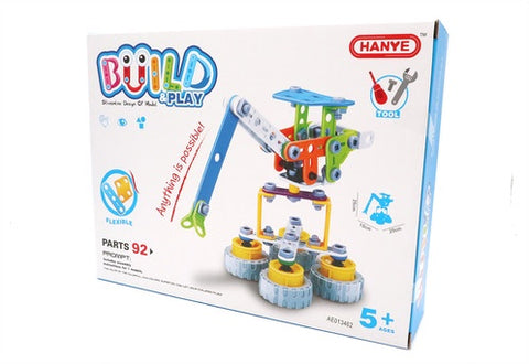 Build & Play Tower Crane
