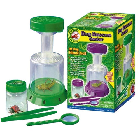 Small Scientists Bug Rescue Center