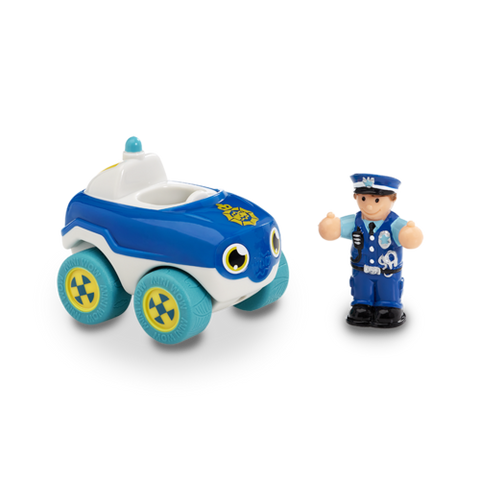 My First Wow Police Car