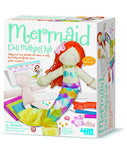 4M Mermaid Doll Making Kit