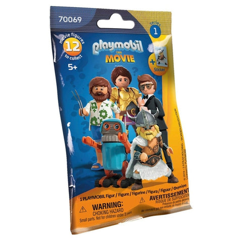 Playmobile Movie Figurines
