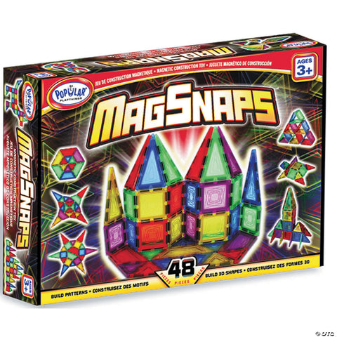 MagSnaps 48 Pieces