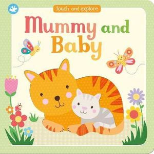 Mummy & Baby Book