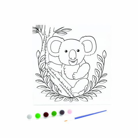 Canvas Art Koala