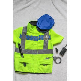 Kiddie Connect Police Costume