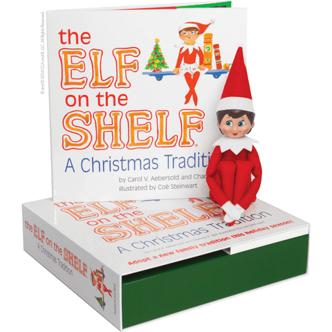 Elf on the Shelf Light Girl