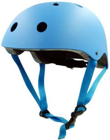 Helmet Medium - Blue Matt