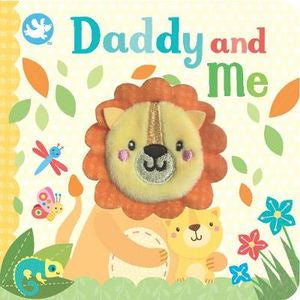 Finger Puppet Book Daddy and Me