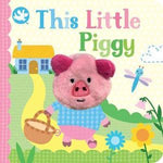 Finger Puppet Book This Little Piggy