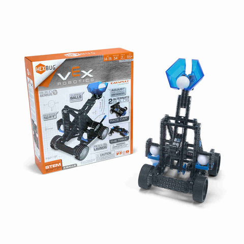 Vex Robotics Catapult Launcher