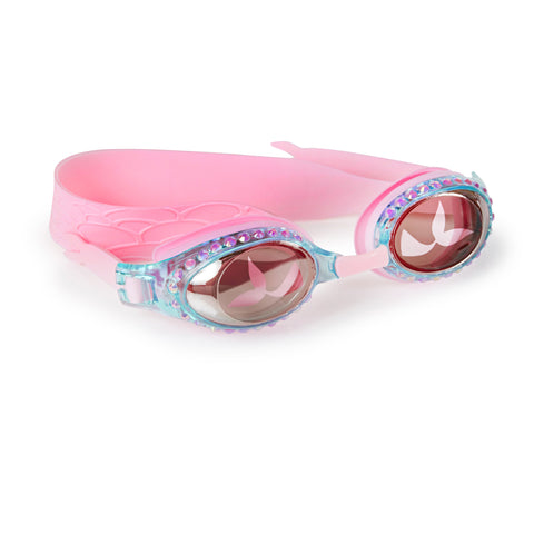 Goggles Mermaid Jewel Pink