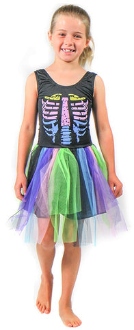 Dress Rainbow Skeleton