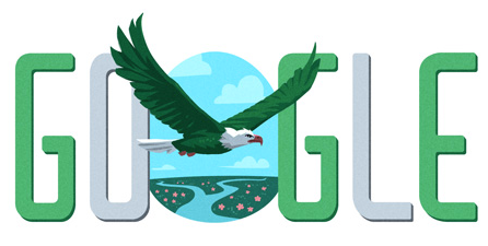 Google NG's 55th Nigeria Independence Day Graphic