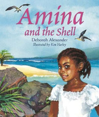 Amina and the Shell