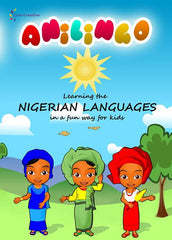 Anilingo: Learn Yoruba, Hausa and Igbo (Children's Animated DVD)