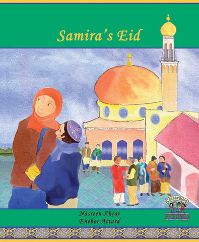 Samira's Eid (Arabic and English)