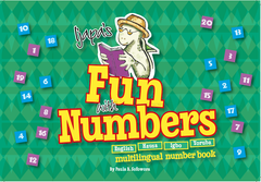 Ijapa's Fun with Numbers in Yoruba, Igbo and Hausa