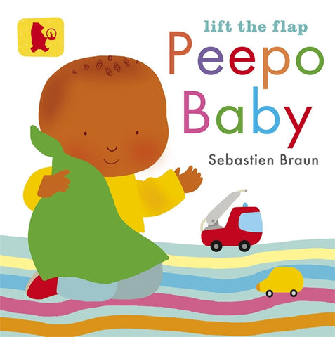 Peepo Baby (Lift the Flap)