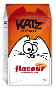 Katz Menu flavour - 6 x 2kg - Oscar and Kitty