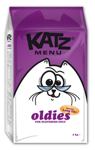 Katz Menu oldies - 6 x 2kg - Oscar and Kitty