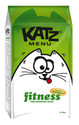 Katz Menu fitness - 7,5kg - Oscar and Kitty
