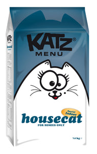 Katz Menu housecat - 7,5kg - Oscar and Kitty