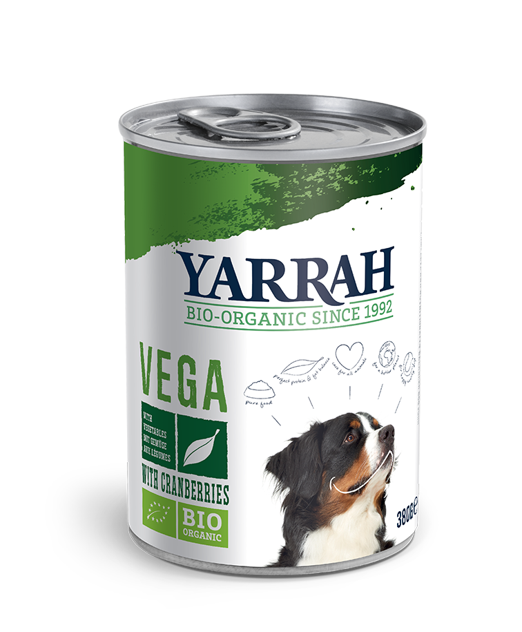 Yarrah - Bouchées vegan - (12 x 380 gr) - Oscar and Kitty