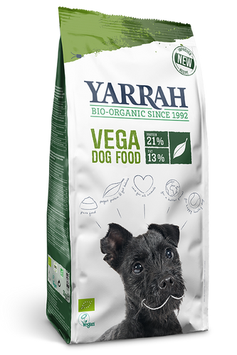 Yarrah - Croquettes biologiques vegan - (2 x 10 kg) - Oscar and Kitty