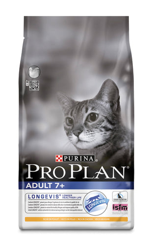 Pro Plan Adult 7+ Poulet - 6 x 1,5kg - Oscar and Kitty