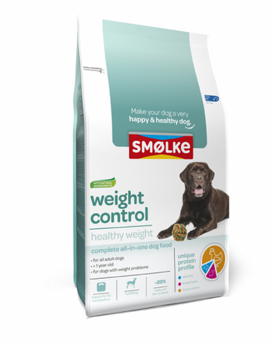 Smølke Weight Control (12 kg) - Oscar and Kitty