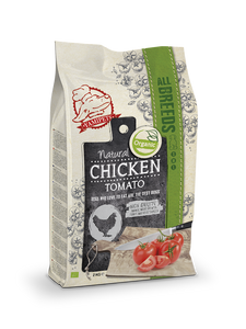 Natural Fresh Bio - Croquettes au Poulet - Tomate 12 kg - Oscar and Kitty