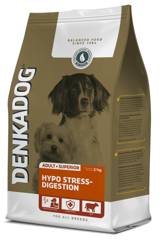 Denkadog Hypo Stress Digestion - 12,5 kg - Oscar and Kitty