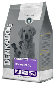 Denkadog Senior Croc - 12,5 kg - Oscar and Kitty