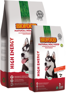 Biofood - High Energy (12,5 kg) - Oscar and Kitty