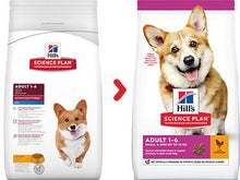 Afbeelding in Gallery-weergave laden, Hill's Science Plan Canine Adult Small & Mini Poulet (2 x 3 kg) - Oscar and Kitty
