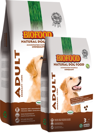 Biofood - Adult (12,5 kg) - Oscar and Kitty